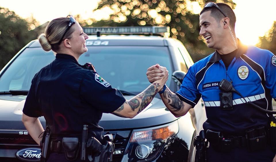 Tatuaże Nie Przeszkodzą Ci Już W Służbie W Policji Kto